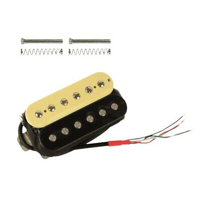 1X(Electric Guitar Humbucker Pickups Neck Alnico V Pickup