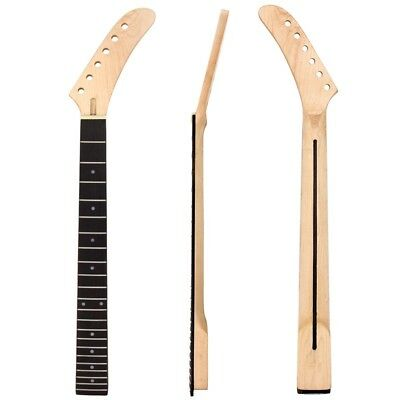 Kmise Right Hand Banana Neck for ST Electric Guitar