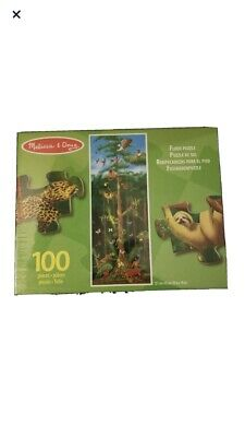 Melissa & Doug Puzzle RainForest jigsaw puzzle