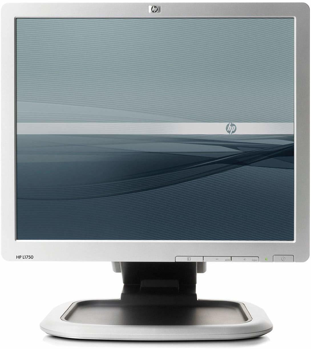 HP L inch LCD monitor in excellent working order