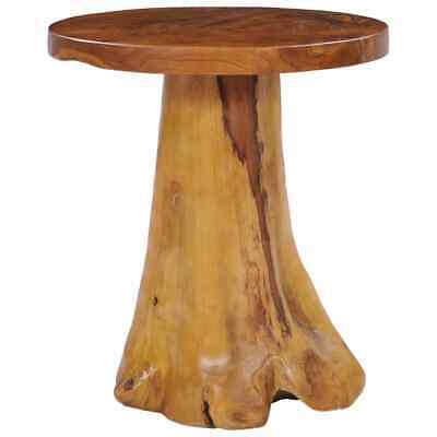 vidaXL Solid Teak Wood Coffee Table Home Garden Furniture