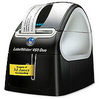DYMO LabelWriter 450 Duo label printer Direct thermal /