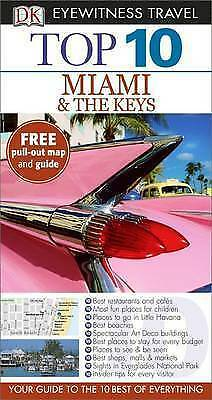DK Eyewitness Top 10 Travel Guide: Miami & the Keys by