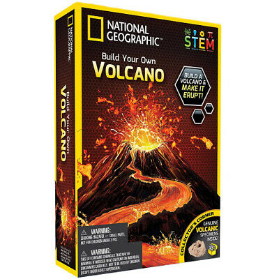 National Geographic Volcano Science Kit. Shipping is Free