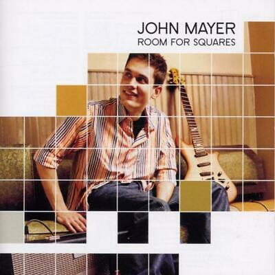 John Mayer - Room For Squares CD Columbia NEW