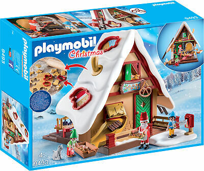 Playmobil Christmas Bakery with Cookie Cutters Other