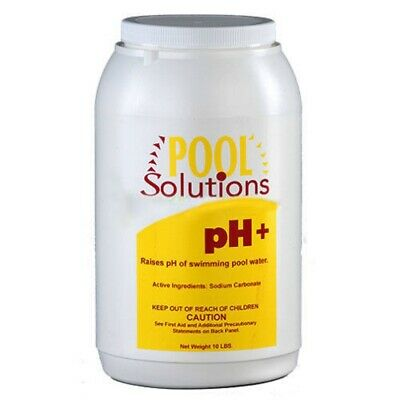 Pool Solutions PDE Swimming Pool Water pH Up Increaser