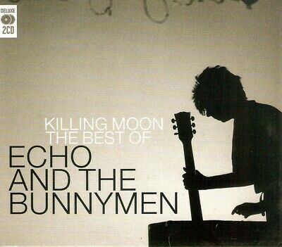 Echo & The Bunnymen - Killing Moon, The Best Of (2xCD )