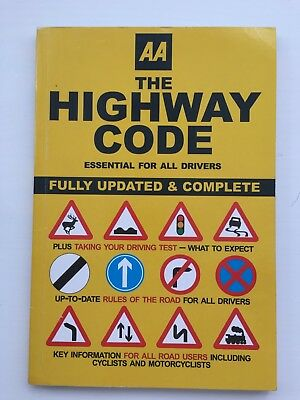 AA the Highway Code by AA Publishing (Paperback, )