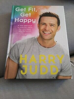 Get Fit, Get Happy by Harry Judd (Hardback, )
