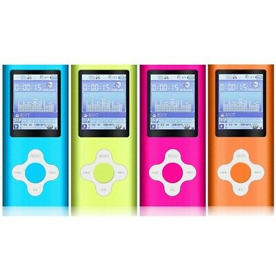 1X(Stylish Mp3/Mp4 Player With A 16Gb Micro-Sd Card,Support