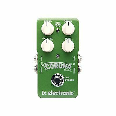 tc electronic Corona Chorus Flexible SCF and Tri-Chorus
