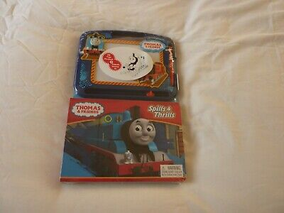 Thomas and Friends Storybook & Magnetic Drawing Kit Set