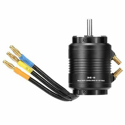 2X(KV Brushless Motor and 36-S Water Cooling Jacket