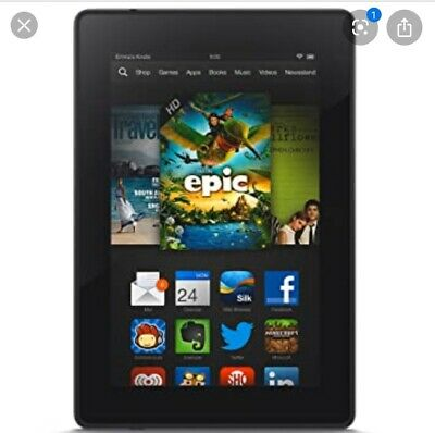 Amazon Kindle Fire HDX (3rd Generation)