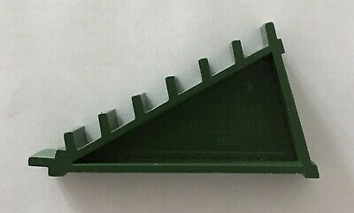 Scalextric s Triang A244 Classic Track Green Banking