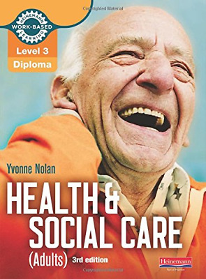 Level 3 Health and Social Care (Adults) Diploma: Candidate