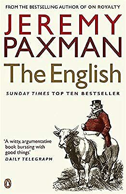 The English: A Portrait of a People, Paxman, Jeremy, Used;