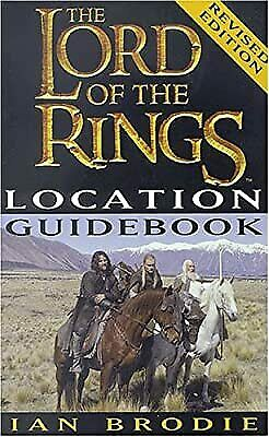 The Lord of the Rings Location Guidebook (Lord of the Rings