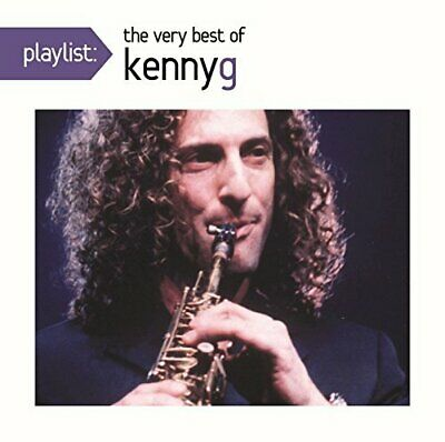 KENNY G - PLAYLIST: THE VERY BEST OF KENNY G NEW CD