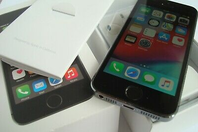 Apple iPhone 5s - 32 GB Space Gray (Vodafone) /w All