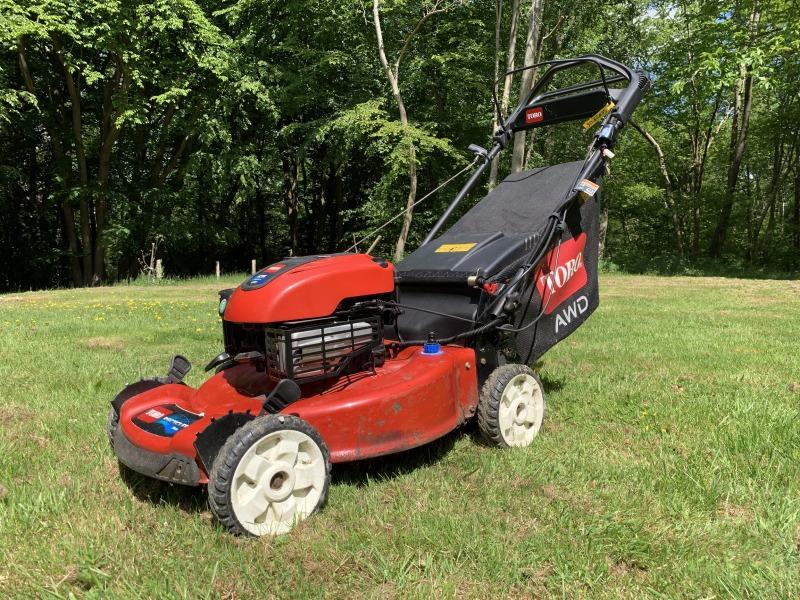 Petrol Push Mower - Toro