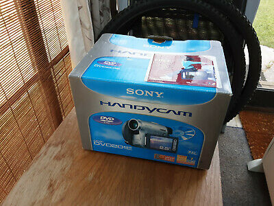 Sony DVD201E Handycam still boxed. Collection only