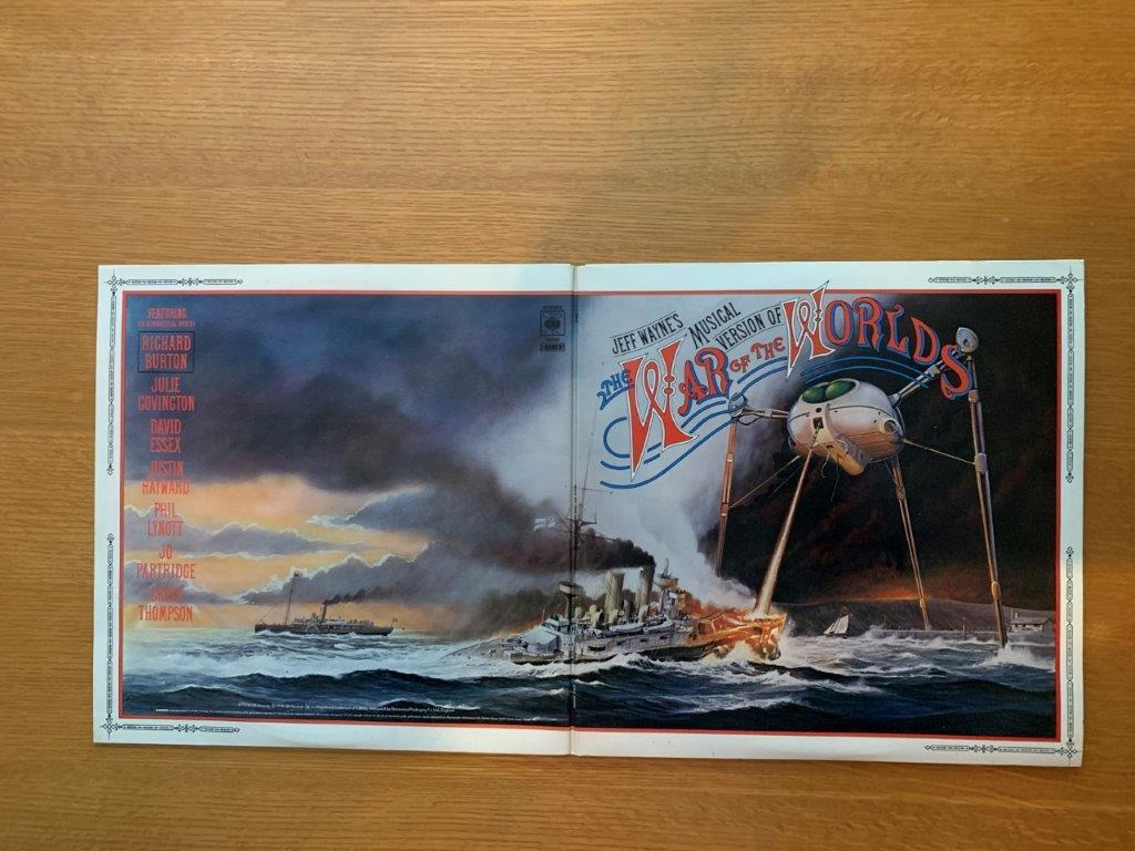 Jeff Wayne's Musical Version Of The War Of The Worlds. 2