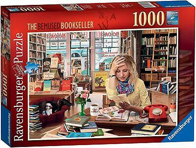 Ravensburger  Pieces Puzzle - The Bemused Bookseller