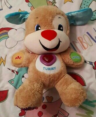 Fisher-Price FPM43 Laugh & Learn Smart Stages Puppy