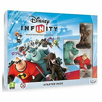 Disney Infinity Starter Pack (PS3),, Used; Good Game