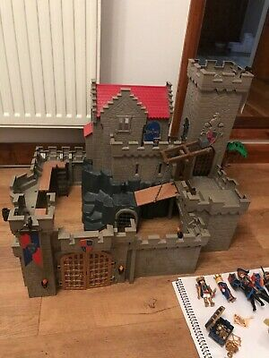 PLAYMOBIL  Royal Lion Knights Castle Play Set with lots