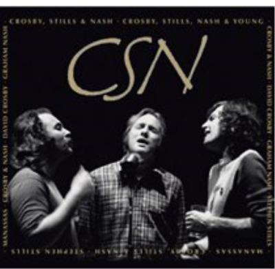 Crosby, Stills and Nash-CSN (US IMPORT) CD NEW