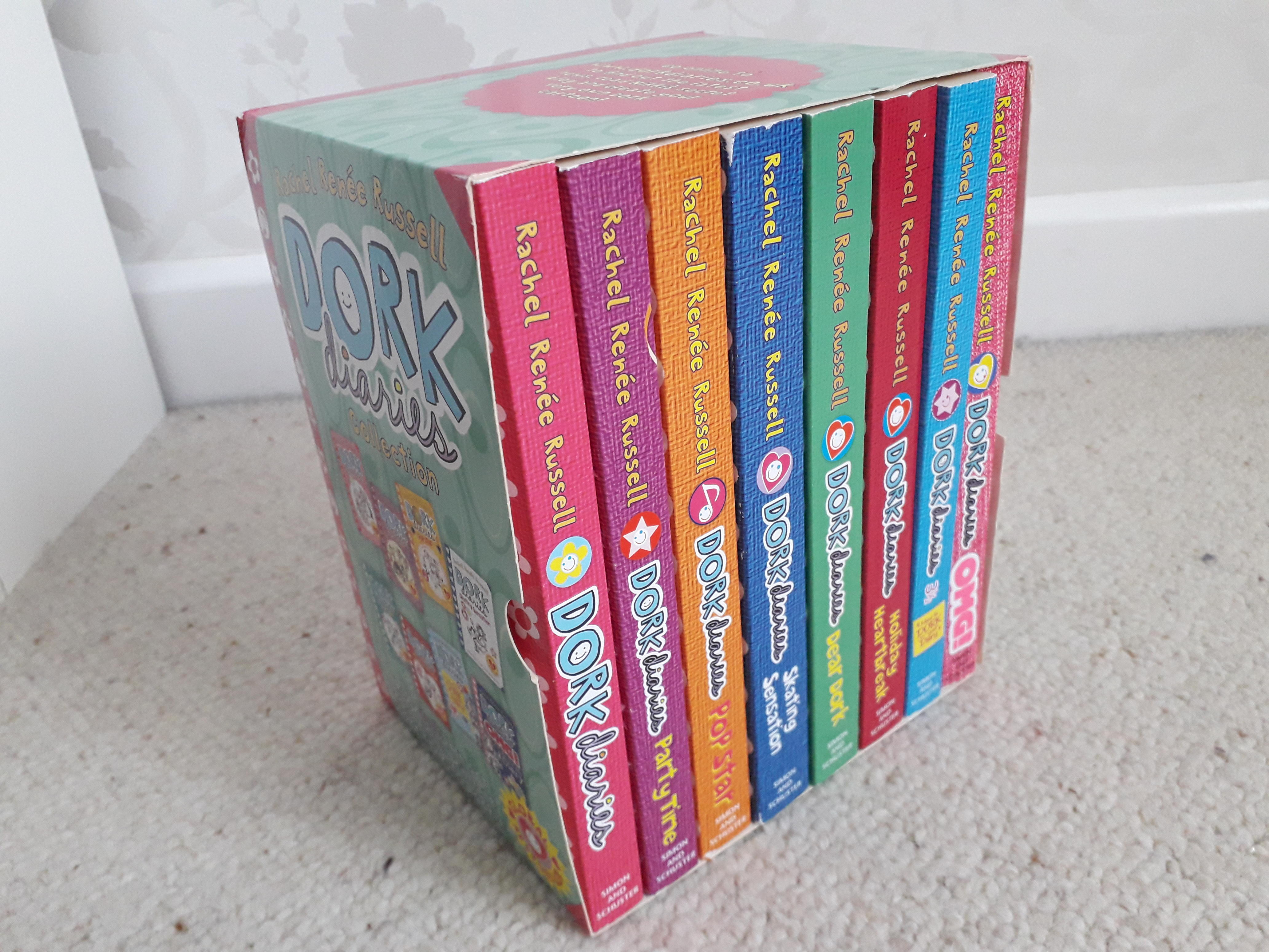 Dork Diaries 8 Book Collection