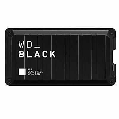 WD_BLACK 2 TB P50 NVMe SSD Game Drive - Speeds Up to
