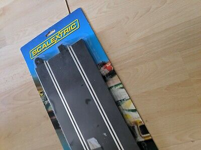 Scalextric Cmm Standard Straight Track - Two Pieces