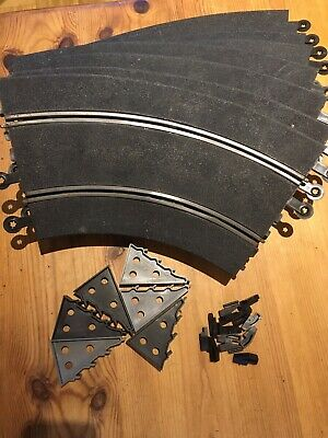 Scalextric High Bank Curve Track C/187 x 8 and Track