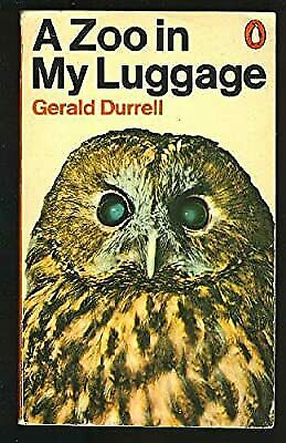 A ZOO IN MY LUGGAGE, Durrell, Gerald, Used; Good Book