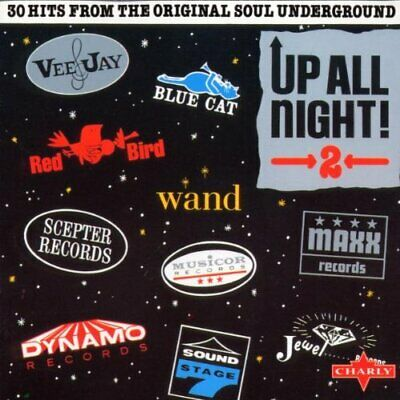 Various Artists: Up All Night Vol. 2 - Hits from the Orig CD