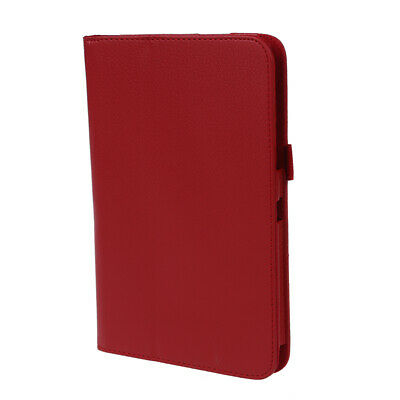 Leather Case for 7-Inch Samsung Galaxy Tab 2 P/P red