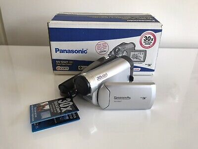 Panasonic NV-GS27 Mini DV Tape Digital Video Camera