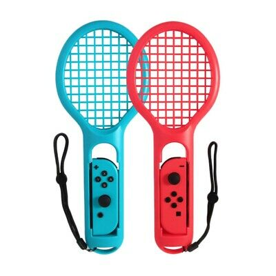 3X(Tennis Racket Handle Holder for Nintendo Switch ACES Game