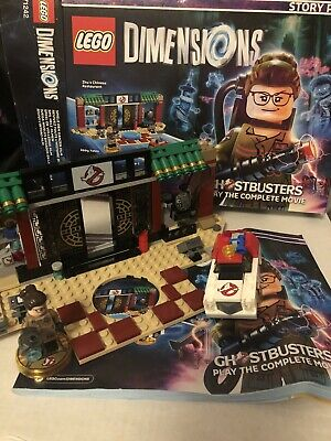 Lego Dimensions Original Box Ghostbusters  Story Pack