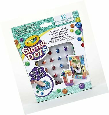 CRAYOLA  Set of Assorted Dots for Playing and