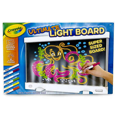 Crayola Ultimate Light Board - Put your art in lights of