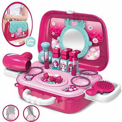 Dreamon Role Play Jewellery Kit for Girls Toy Set 2 in 1