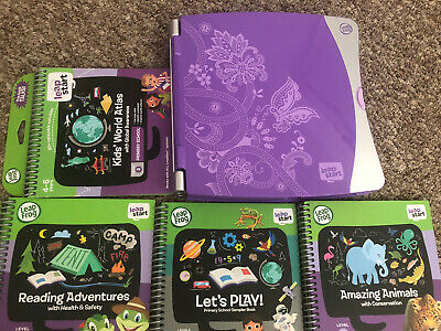 LeapFrog LeapStart Learning System for Kids With 7 Activity