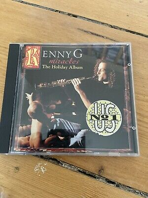 Kenny G - Miracles: The Holiday Album - Kenny G CD Different