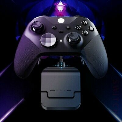 1X(Game Controller Wireless Charger Gamepad Charging Dock