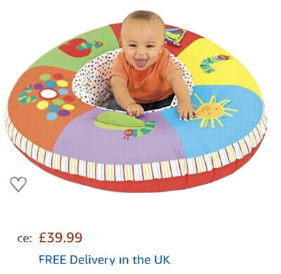 Galt PLAYNEST THE VERY HUNGRY CATERPILLAR Baby Activity Toy